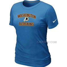 http://www.xjersey.com/washington-redskins-womens-heart-soul-lblue-tshirt.html WASHINGTON REDSKINS WOMEN'S HEART & SOUL L.BLUE T-SHIRT Only 24.60€ , Free Shipping!
