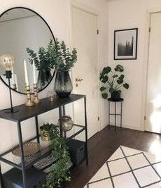 Mid-century Furniture To Glam Up Your Modern Living Room Design your life to suit your style perfect Modern Entryway, Entryway Decor, Entryway Ideas, Foyer, Entryway Tables, Living Room Decor, Bedroom Decor, Dining Room, Dining Decor