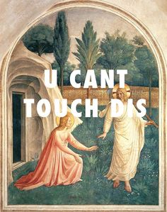Classic Paintings are Perfectly Paired with Hip Hop Lyrics