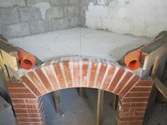 Build A Pizza Oven, Pizza Oven Outdoor, Dirty Kitchen, Bread Oven, Four A Pizza, Stove Oven, Brick, Crafts, Design