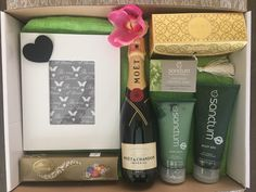 A personal favourite from my Etsy shop https://www.etsy.com/au/listing/472535908/celebration-hamper