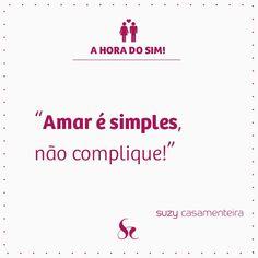 #Amor #relacionamento #casamento #frases