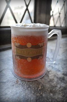 How To Make Real Butter Beer From Harry Potter [ Alcoholic & Non Alcoholic]