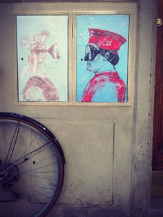 L'arte sa nuotare. Street art a Firenze