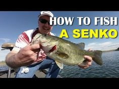 There are several ways to rig a Senko. We show you them plus give you a great tip on how to make them last longer! Come check out the best Bass Fishing video...