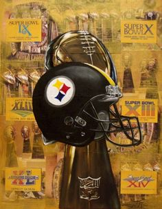 pittsburgh steeler posters - Google Search