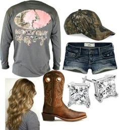 Outfit # 15 - Country