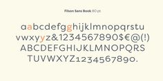 Filson Pro - Webfont & Desktop font « MyFonts