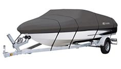 Armor Shield Trailer Master Boat Cover Beam Width to Aluminum Bass Boats, V-Hull & Tri-Hull Runabouts Outboards & I/O Hull Boat, Ski Boats, Best Boats, Boat Covers, Inflatable Boat, Boat Accessories, Cover Gray, Fishing Outfits, Jet Ski