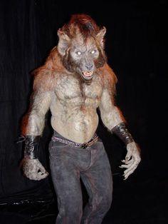 "More of our favourite ""werehyena"". #WerewolfWednesday"