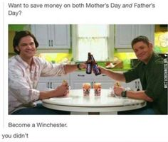 The Winchester's.