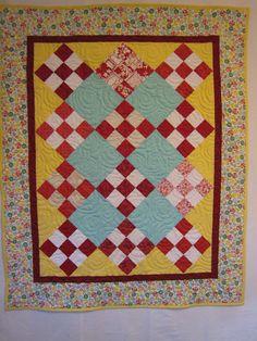 Comfort quilt for Sunshine Center