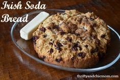 Irish Soda Bread Recipe Plus A $50 Amazon GC Giveaway