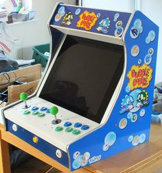 ArcadeControls.com Forums - Great place for inspiration and words of wisdom in arcade machine related matters.