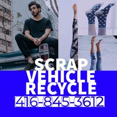 Scrap Car, Junk Yard, Best Ads, Removal Services, New Relationships, Working Moms, White Women, New Life, Ontario