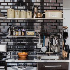 Are Black Kitchens the New White Kitchens?