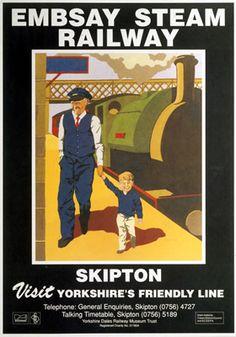Embsay Steam preservation Railway Skipton..,mar16