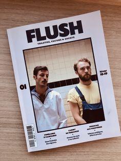 Génial, le premier magazine entièrement dédié aux toilettes ! Et il est super classe. avec @Geberit inside :-) Geberit, Public, Polaroid Film, Magazine, Beginning Sounds, Toilets, Magazines, Warehouse, Newspaper