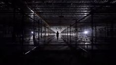 Light, Scaffolding, and Shadows Reach for the Infinite | The Creators Project