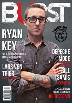 Burst Magazine Issue May 2013 May, Magazine, Trier, Magazines, Warehouse, Newspaper