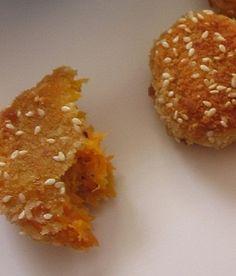 : !נגיסוני עדשים גזר ומוצרלה בשמן קוקוס - הביס הטעים ביותר שיש