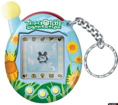 tamagotchi ( oh my gosh, I remember EVERYONE had one of these:)