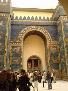Puerta de Ishtar - Museo de Pérgamo (Berlín)