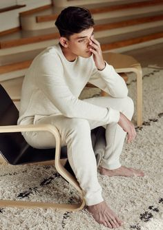 Samuji Spring/Summer 2016 Collection Delivers Chic Men's Styles Mode Masculine, Boyish Style, Lucky Blue Smith, Barefoot Men, Male Feet, Mens Fashion, Fashion Outfits, Models, Mens Clothing Styles