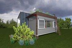 S6 container 3 Container 1 bed design