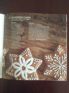 - gingerbread cookies -