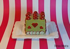 patissi patatta: Sandwich cake au surimi