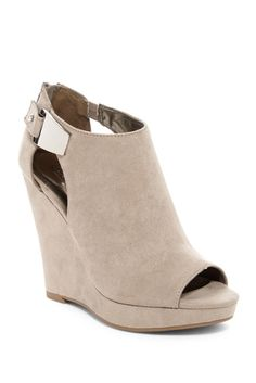 Image of Carlos By Carlos Santana Manchester Wedge Bootie