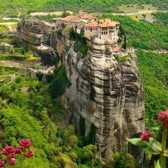 Ancient Origins Incredible places, amazing photos: Meteora Greece, Photo by Wonderful Places, Beautiful Places, Luxury Boat, Greece Photography, Travel Abroad, Beautiful World, Wonders Of The World, Places To See, Cool Photos