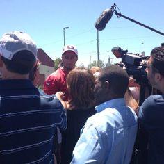 Colin Kaepernick Interview