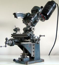 Nora precision milling machines, tap for story
