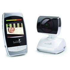 Summer Infant Ultra Sight Pan/scan/zoom Video Baby Monitor - 2.5 Inch Lcd Screen - Automatic Night Vision - Pan - Scan - Zoom - Auto-scan - Two Way Communication - Add Up To 4 Cameras Table (28920)