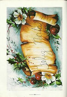 Pintura em tecido para o Natal - VilaClub