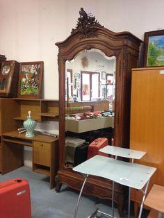 Tour-De-Lis, Antique Buying Tours france French Armoire, Tours France, Antiques, Stuff To Buy, Furniture, Home Decor, Wardrobes, Antiquities, Antique