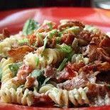 Skinny BLT Pasta Salad