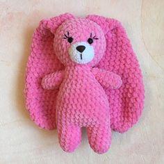 Crochet bunny plush bunny amigurumi bunny bunny toy soft