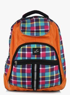 2a98604fa1 Veneer Multicoloured Polyester Backpack from Jabong