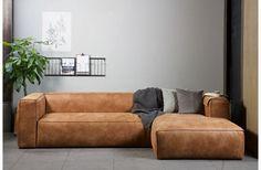 Cognac Leather Sofa, Leather Corner Sofa, Sofa Design, Braun Design, Canapé Angle Convertible, Corner Sofa Set, Cuir Vintage, Big Sofas, Small Armchairs