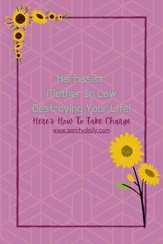 How To Deal with A Narcissistic Mother in law? #narcissistperson #narcissism #motherinlaw Narcissistic Mother In Law, Living With A Narcissist, Personality Disorder, Staying Positive, Understanding Yourself, Save Yourself, Relationship, Relationships