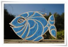 Fish slab Source by ceramicbond Fish Sculpture, Sculptures, Clay Fish, Wale, Polymer Clay Creations, Fish Art, Cold Porcelain, Clay Projects, String Art