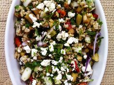 owl&lou: Search results for Barley salad