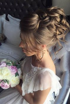 Gallery: Elstile wedding hairstyles for long hair 53 - Deer Pearl Flowers