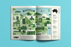 The World is Flat on Behance