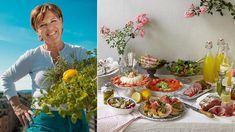 Skal du arrangere konfirmasjon, bursdag eller 17. mai-frokost? Senk skuldrene med TV-kokkens beste tips og oppskrifter for en vellykket festdag.