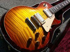 "1999 Gibson 40th Anniversary Reissue Les Paul ""1959 R9 Burst"" | eBay"