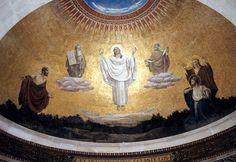 Transfiguration: Transfiguration Church in Mount Tabor, Israel